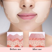 Facial Lip Wrinkle Remover Pad Reusable Medical Grade Silicone Nasolabial Folds Anti-aging Mask Prevent Face Wrinkle