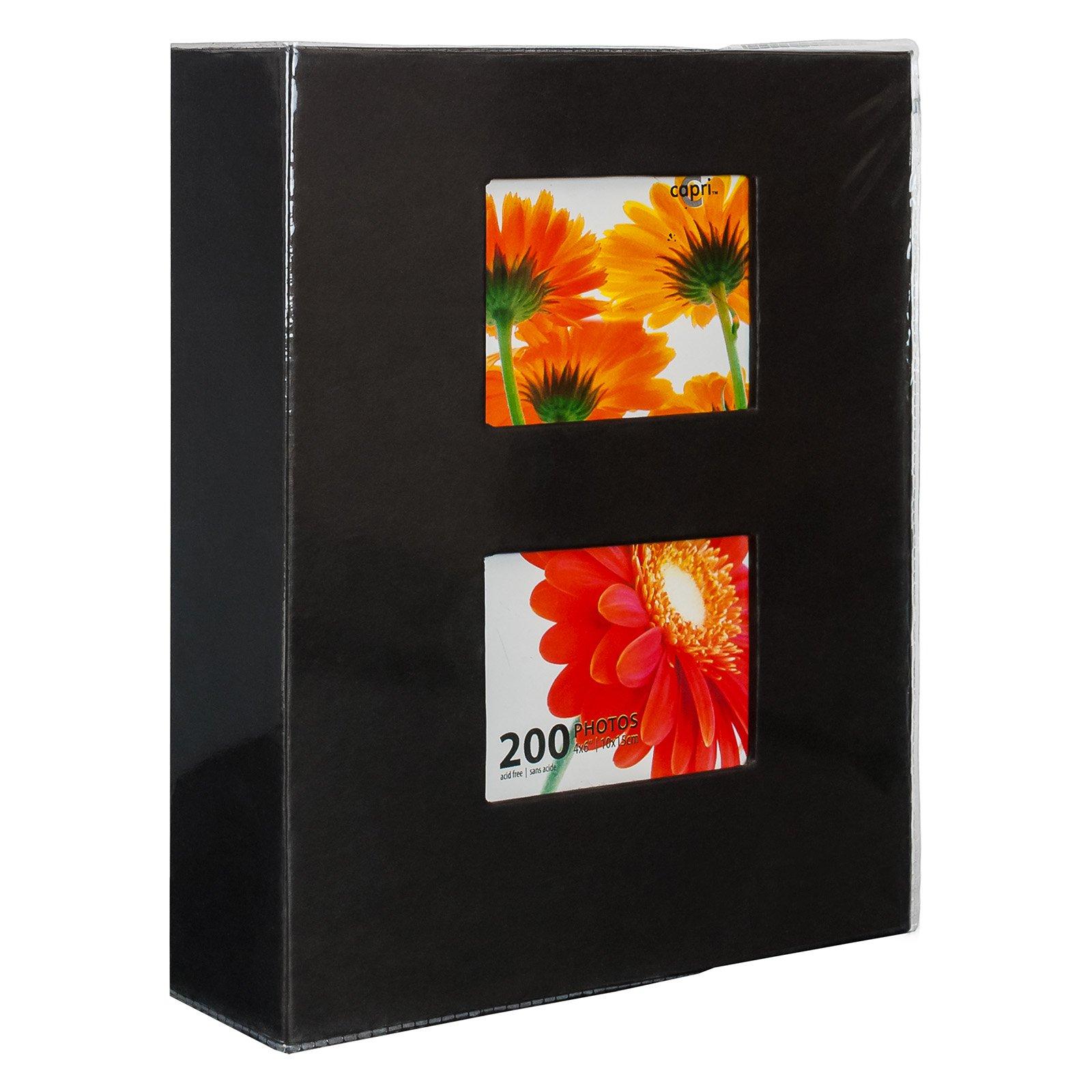 Kiera Grace Photo Album Holds 200 - 6 Pack