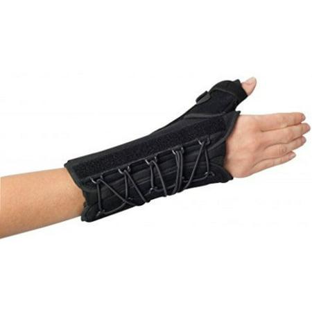 ProCare 79-87480 Quick-Fit WTO Wrist/Thumb Support Splint, Right, Universal  1 ea