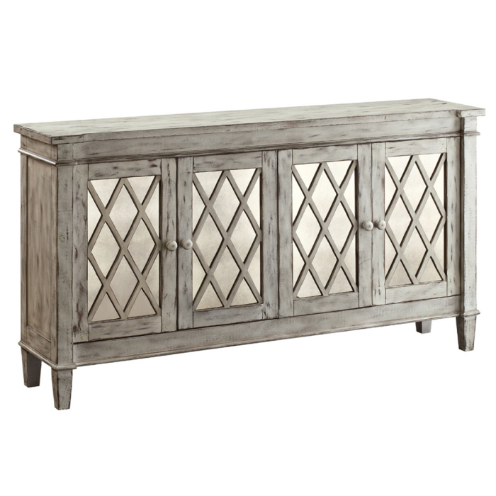 Coast To Coast Four Door Credenza 43353 by Coast to Coast Imports LLC