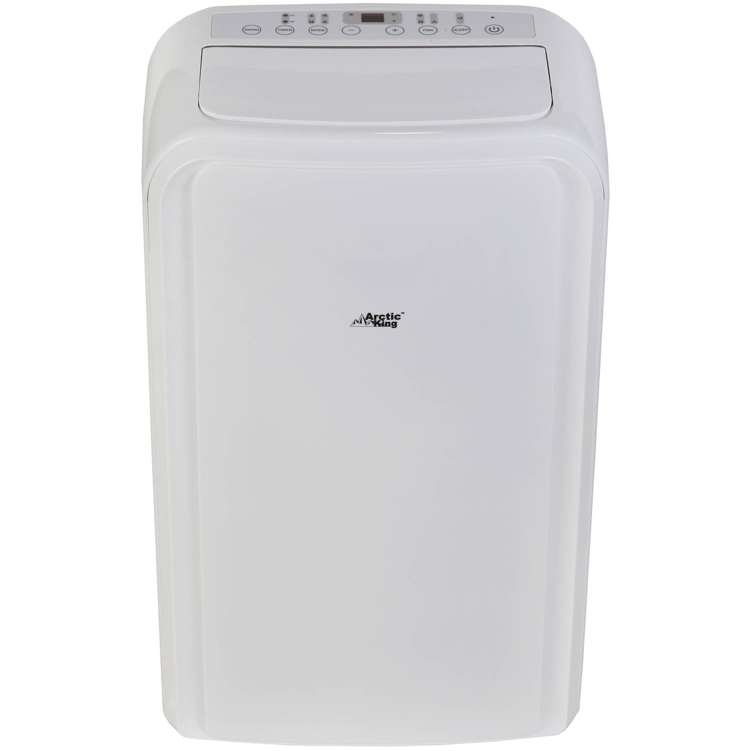arctic king wppd12hr5 12000btu remote control portable air conditioner with heat pump
