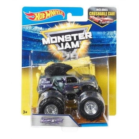 Hot Wheels Monster Jam 1 64 Mohawk Warrior