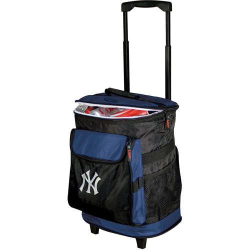"Logo Chair MLB  New York Yankees 15"" x 16"" Rolling Cooler"