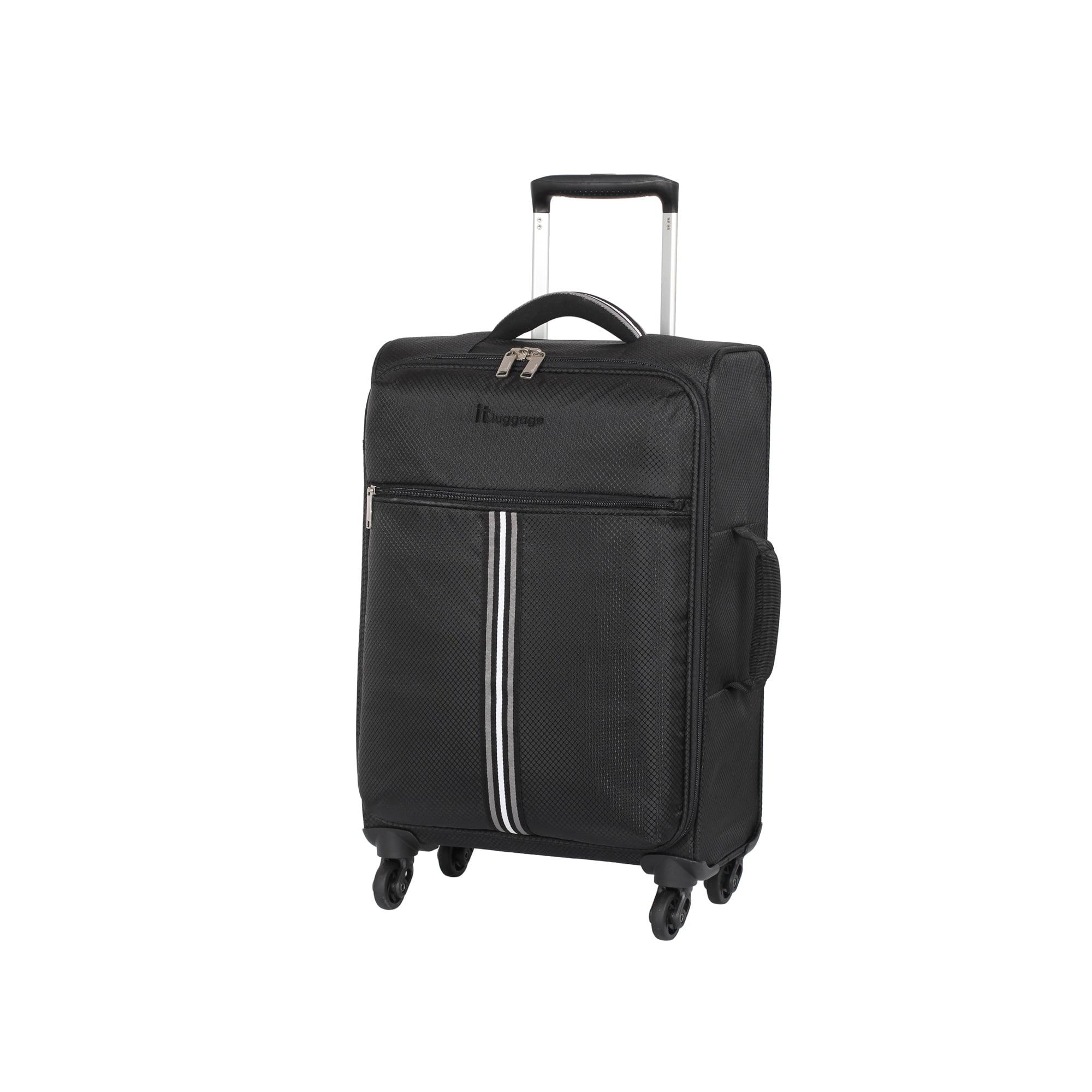 CANDY CANE CHRISTMAS Gift Nylon Suitcase Belt Luggage Tage Set to Keep Your Luggage Organized and Secure Travel Luggage Strap Adjustable