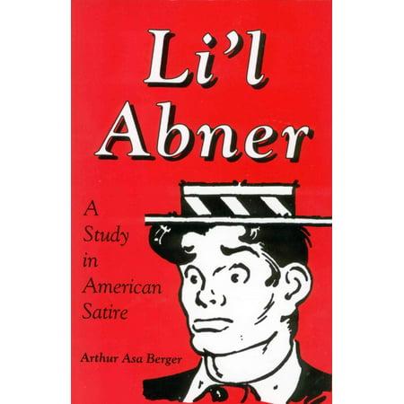 Studies in Popular Culture (Paperback): Li L Abner: A Study in American Satire (Paperback)