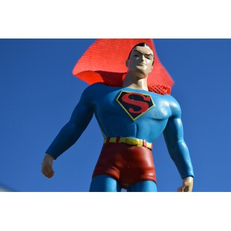 LAMINATED POSTER Costume Superman Hero Sky Superhero Super Cape Poster Print 24 x 36 (Hero Ski Poles)