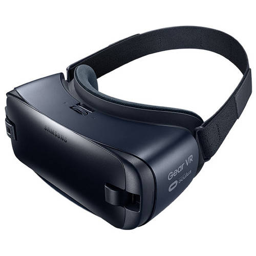 Samsung Gear VR - Virtual Reality Headset - 2016 Edition (US Version with Warranty) - Discontinued by Manufacturer