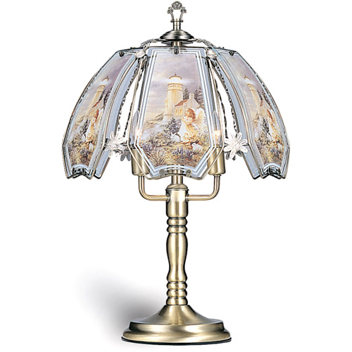 "ORE International 23.5"" Lighthouse Touch Lamp"