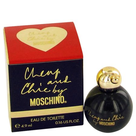 Cheap and Chic by Moschino for Women - 5 ml EDT Splash (Mini) - image 1 de 3
