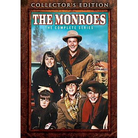 Special Edition Collector Series - The Monroes: The Complete Series (Collector's Edition) (DVD)