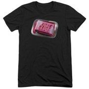 Fight Club Soap Mens Tri-Blend Short Sleeve Shirt