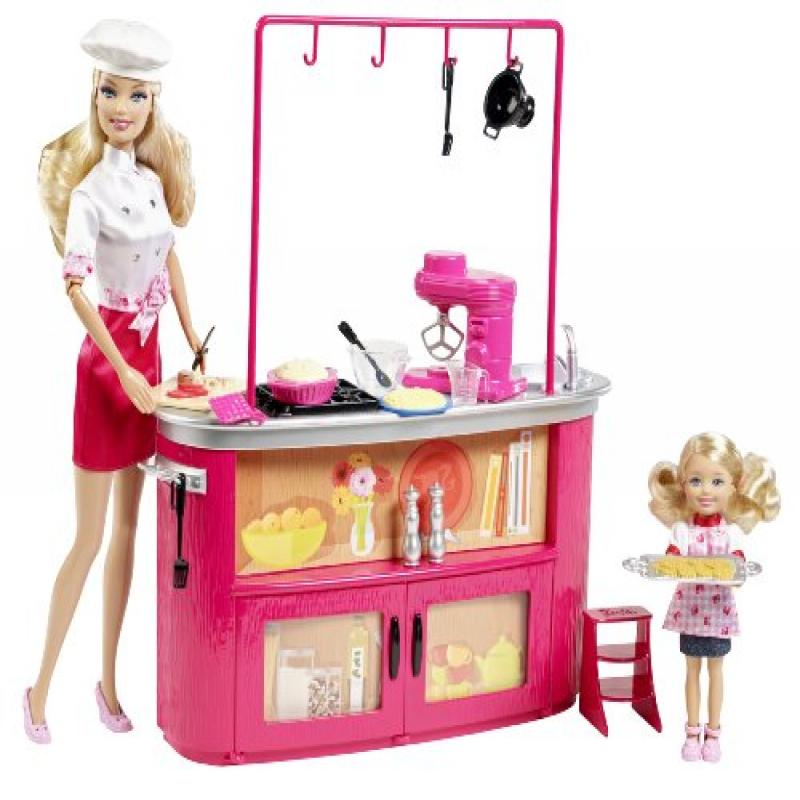 Barbie Mattel Barbie I Can Be Tv Chef Doll by Generic