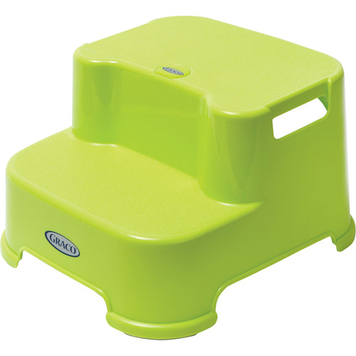 Graco Transitions Step Stool Green Walmart Com
