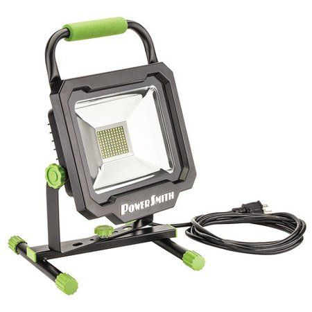 powersmith pwl1150bs 50 watt 5 000 lumen led work light. Black Bedroom Furniture Sets. Home Design Ideas