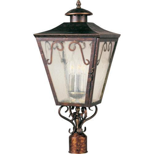 Maxim  MX 30151  Post Lights  Cordoba  Outdoor Lighting  ;Oil Rubbed Bronze