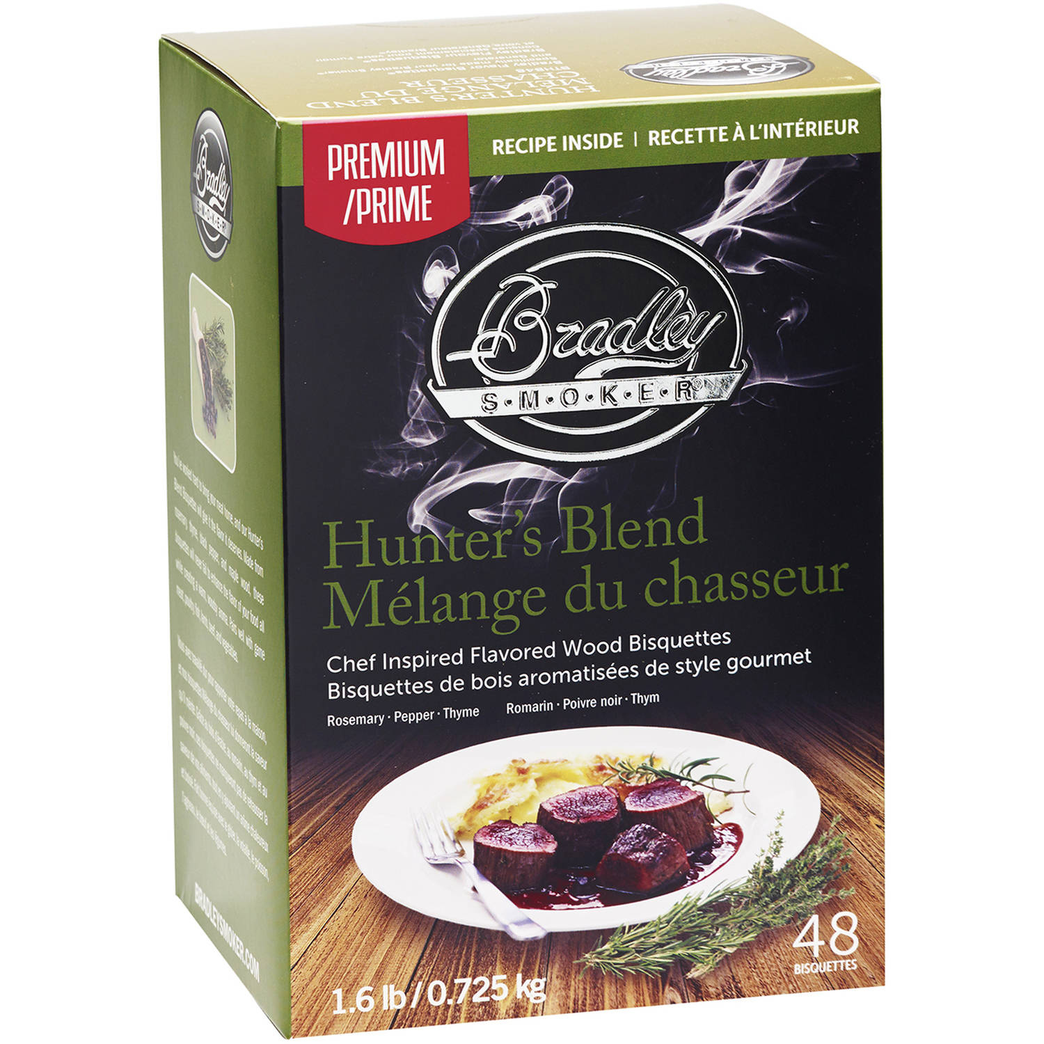 Hunter's Blend Bisquettes, 48-Pack