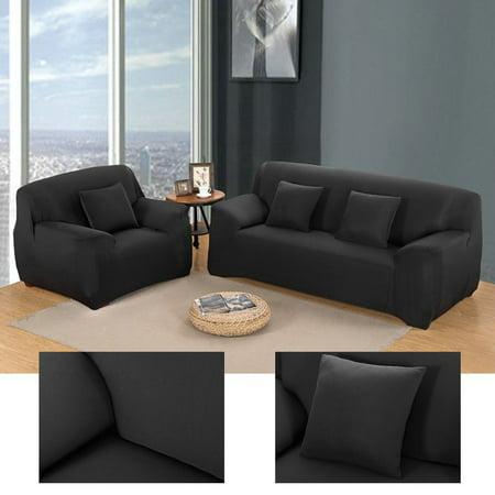 Brilliant Stretch Sofa Covers Elastic Slipcover Single Seater Cjindustries Chair Design For Home Cjindustriesco