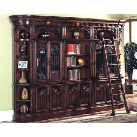 Easy of use Parker House Bookcase Library Recommended Item