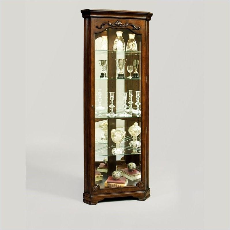 Pulaski Eden Corner Curio Cabinet