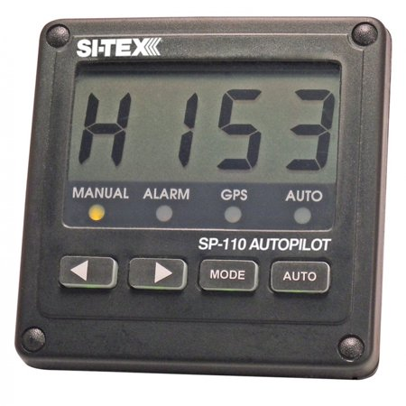 The Amazing Quality Si Tex Sp 110 System W Rudder Feedback   Type S Mechanical Dash Drive