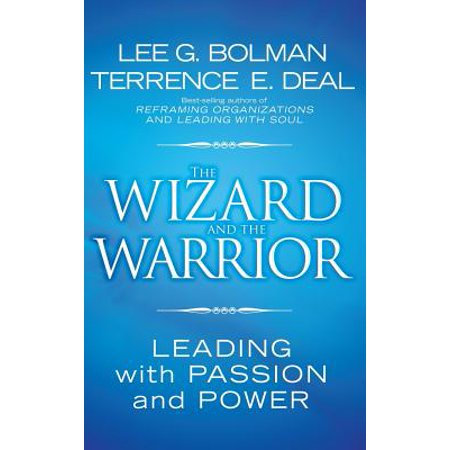 J-B Us Non-Franchise Leadership: Wizard and Warrior (Hardcover)
