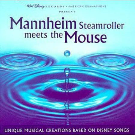 Mannheim Steamroller Meets the Mouse (Mannheim Steamroller Halloween 2)