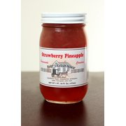 Byler's Homemade Amish Country Strawberry Pineapple Jelly Fruit Spread 16 oz.