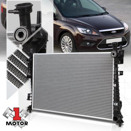- Aluminum Core Radiator OE Replacement for 08-11 Ford Focus 2.0 I4 4Cyl dpi-13087 09 10