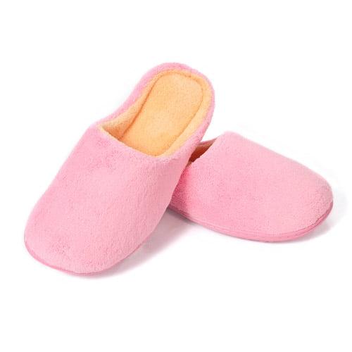 Dearfoams - Women's Terry Scuff Slippers