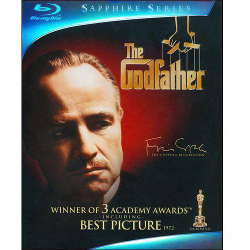 The Godfather: The Coppola Restoration (Blu-Ray) (Sapphire Edition) (Widescreen)