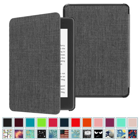 Fintie Slimshell Case for All-new Kindle Paperwhite 10th Generation - 2018 Release, Denim