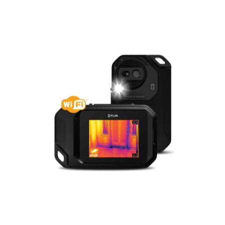 FLIR C3 Compact Professional Thermal Camera