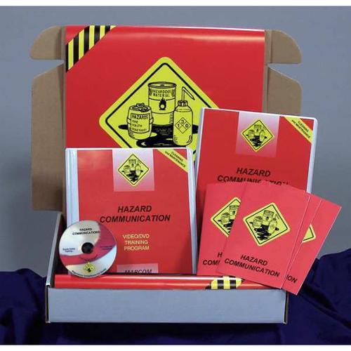 Marcom K0001689SO DVD, Hazcom Clean/Maintenance, Spanish