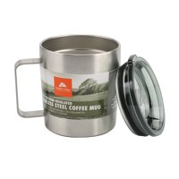 Ozark Trail 12-Ounce Double Wall Vacuum-Sealed Stainless Steel Coffee Mug