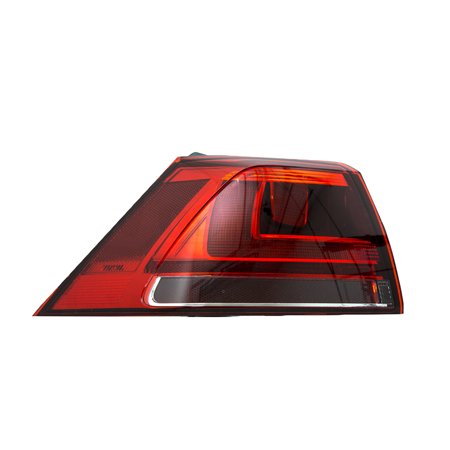 NEW OEM VALEO OUTER LEFT TAIL LIGHT FITS VOLKSWAGEN GOLF 15-16 44939 5GM945095B - New Oem Tail Light