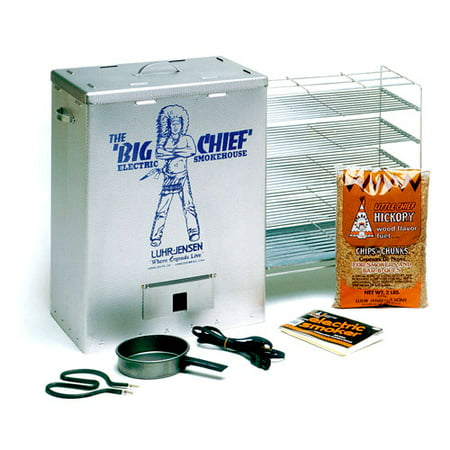 Big Chief Top Load Smoker Walmart