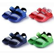Fashion Kids Boys Girls Summer Beach Flat Casual Sandals Children Shoes