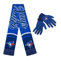 Toronto Blue Jays Women's Glove and Scarf Set