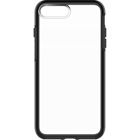 A877 Crystal Case (OtterBox Symmetry Series Clear Case for Apple iPhone 7 Plus, Black)