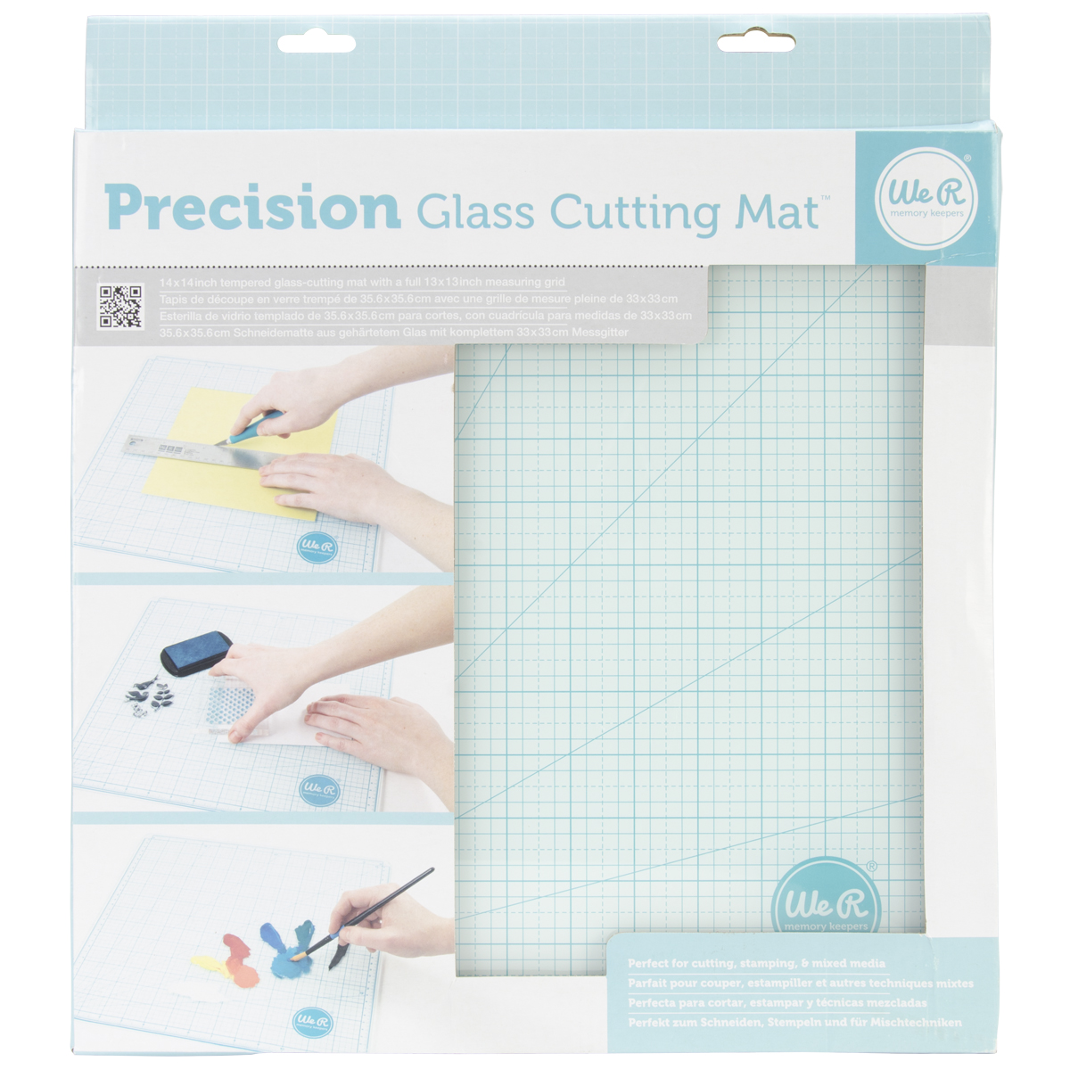 Precision Glass Cutting Mat, 13""