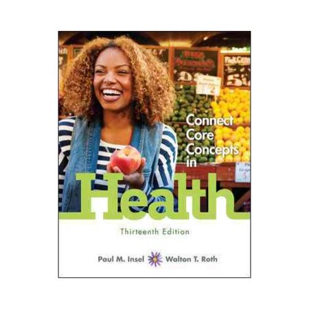Connect Core Concepts in Health, Loose-Leaf Edition