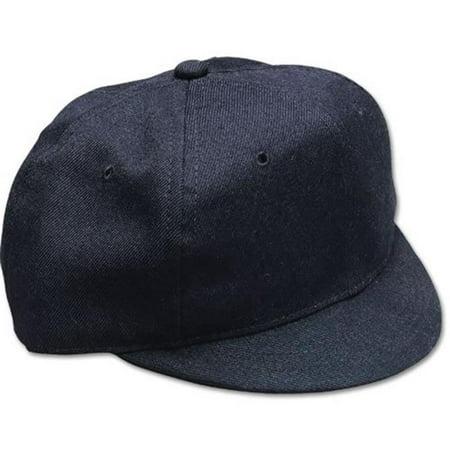 Umpire Cap - Umpire Short Bill Cap, Navy