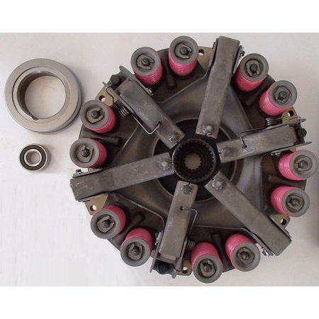 Ford Tractor Double Clutch Kit New 600 700 800 900 2000 4000 Dexta Two Stage (Clutch Stage)