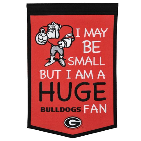 Georgia Bulldogs Banner (Georgia Bulldogs 12