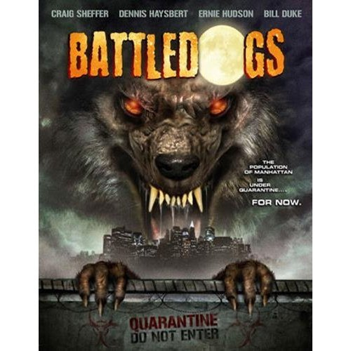 Battledogs (Blu-ray) (Widescreen)