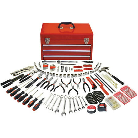 Apollo Tools DT6803 297-Piece Mechanic Tool Kit