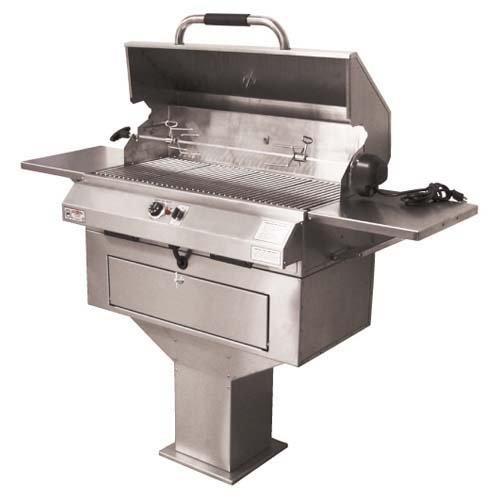Electri-Chef Electric Grill - Single Burner