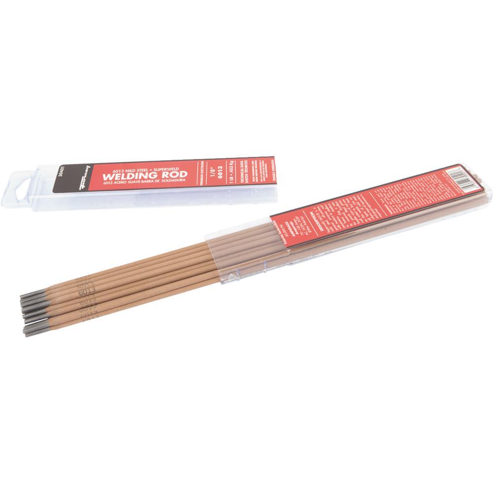 1-Pound Forney 30401 E6013 Welding Rod 1//8-Inch