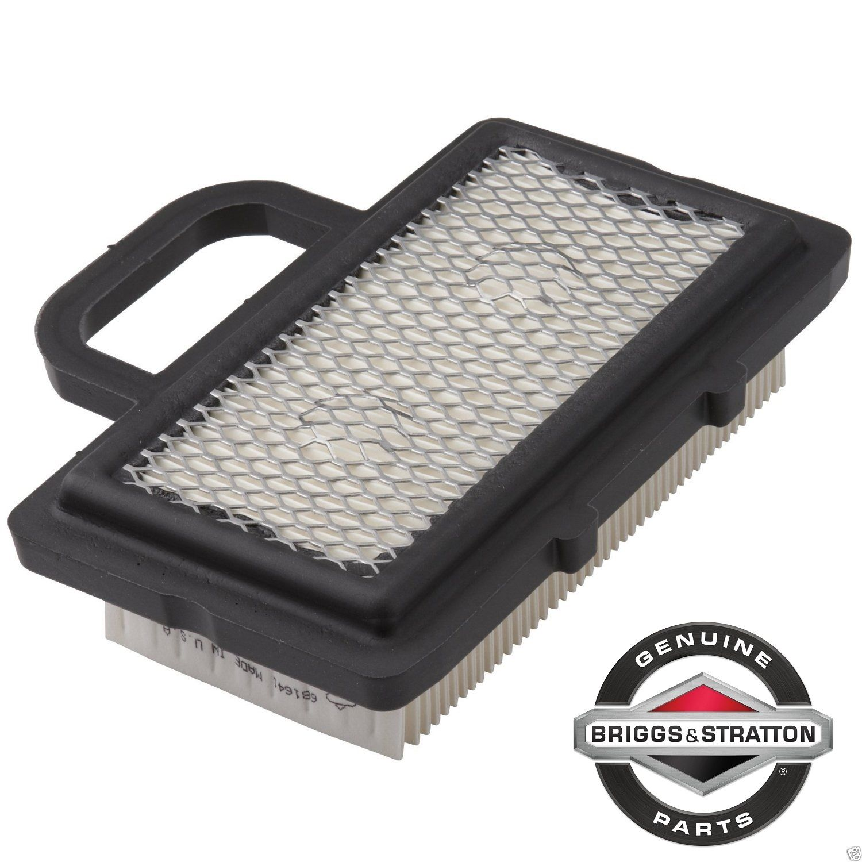 Genuine Briggs & Stratton 792101 Air Filter Fits Intek V-Twin OEM