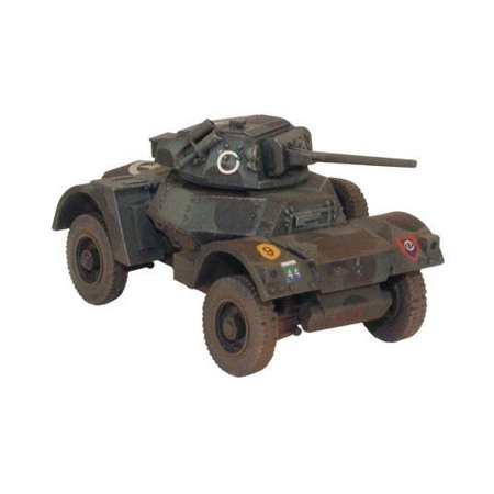 1:56 Daimler MK1 WWII Britsh Armoured Car Multi-Colored